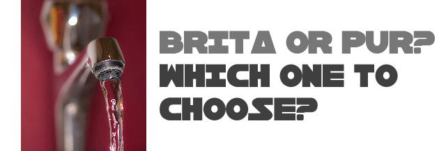 Brita vs. PUR Water Filters – Which is Better?