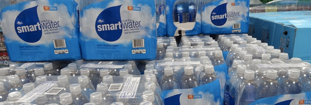 is SmartWater better than regular water?